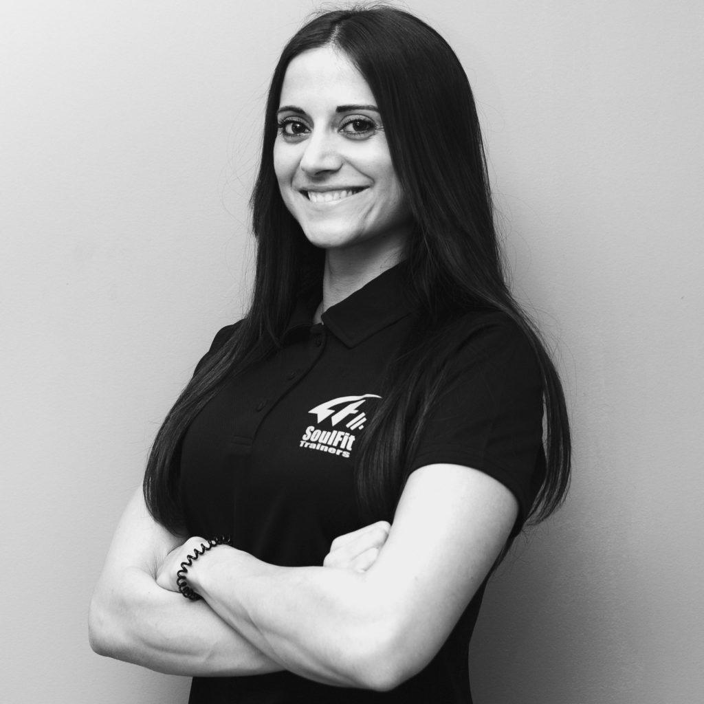 Silvia entrenadora soulfit trainers