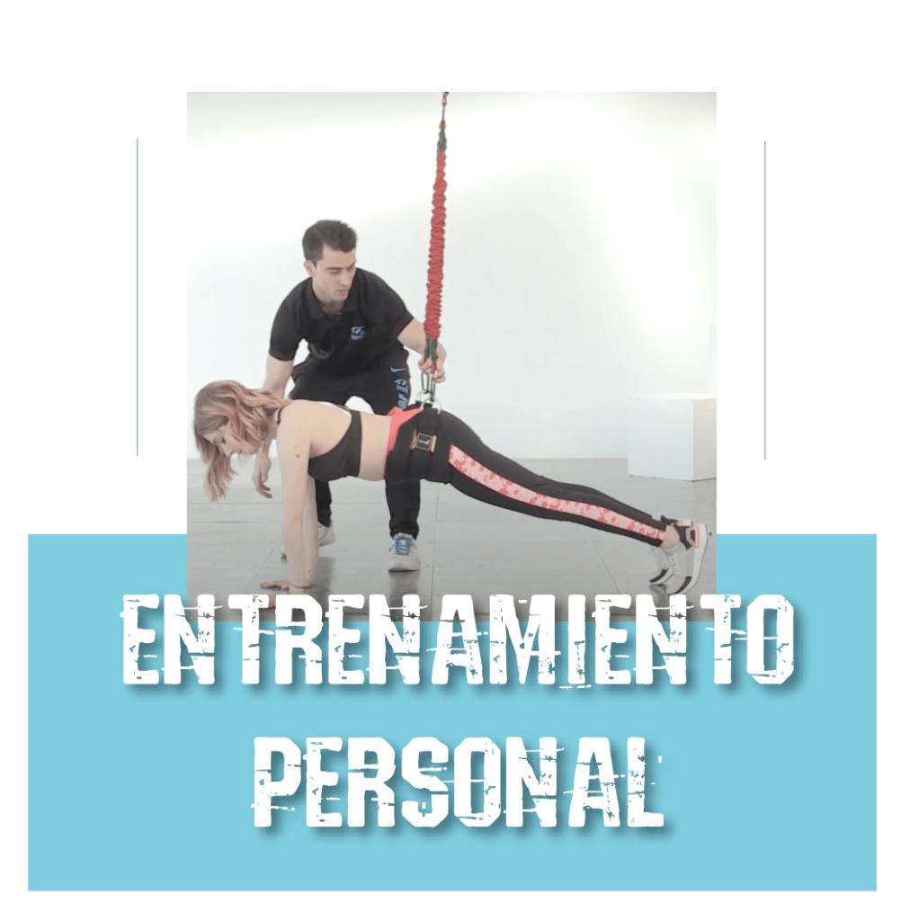 servicio de entrenamiento personal